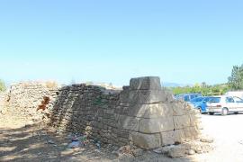 Alcúdia inicia la rehabilitación de su muralla renacentista
