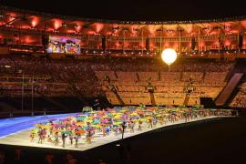 Apertura de los Juegos Paralímpicos Río 2016
