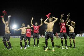 El Formentera sigue soñando con la Copa del Rey
