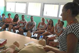 Colegios «más seguros» en Sant Josep