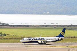 Ryanair conectará Eivissa con Edimburgo a partir del próximo mes de marzo