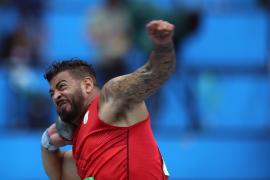 Kim López da el primer oro a España en los Paralímpicos