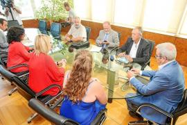 El Consell pedirá a los consistorios que informen negativamente las nuevas ocupaciones del litoral