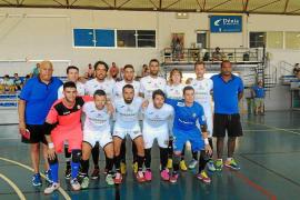 El Harinus Peña Deportiva juega un amistoso mañana en casa contra el Dénia