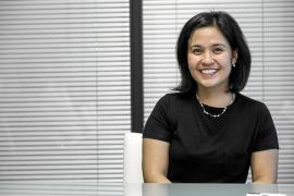 Priscila Monteiro: «Si somos capaces de diagnosticar antes el cáncer será un gran paso»