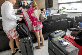 La ocupación hotelera se estabiliza en agosto pero crece un 6,5% desde mayo