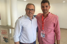 Alan Ripoll, nuevo secretario general de las Juventudes Socialistas de Ibiza