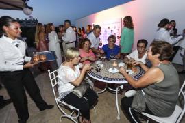 II gran cena benéfica de la asociación Elena Torres
