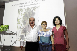Esperanza gracias a Elena Torres