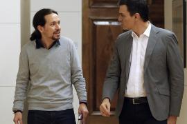 Podemos anuncia que Sánchez quiere mantener «un contacto sustantivo» con Iglesias esta semana