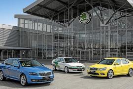 El Skoda Octavia cumple sus primeros 20 años en el mercado
