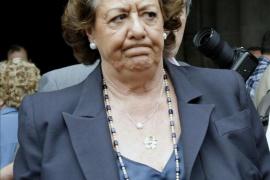 El Supremo abre causa contra Rita Barberá por «el pitufeo» en Valencia