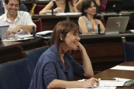El PP registra en el Parlament la solicitud de comparecencia de Armengol sobre sus negocios inmobiliarios
