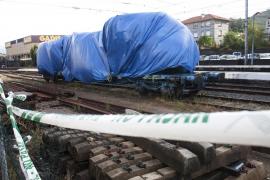 La caja negra revela que el tren siniestrado en O Porriño iba a velocidad excesiva