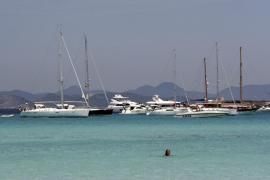 Fallece una mujer ahogada en Formentera