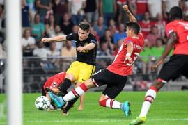 Saúl y Oblak doman al PSV