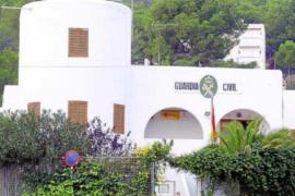 Ingresan en prisión tres hombres dedicados al robo de tarjetas en Ibiza