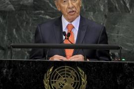 Simón Peres, estable dentro de la gravedad
