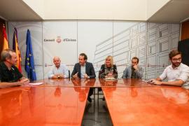 El Govern balear prepara una alternativa al trazado de línea de alta tensión de es Fornàs