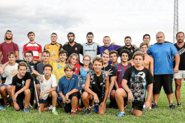El Ibiza Rugby echa a rodar