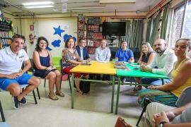 Educació habilitará tres aulas modulares para atender las 311 solicitudes de 'nouvinguts'