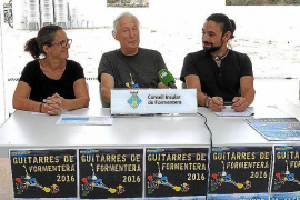 Formentera acoge hasta el domingo la VIII edición del Festival Guitarres de Formentera