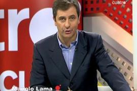 Manolo Lama deja el programa de mediodía de Cuatro y le sustituirá Nico Abad