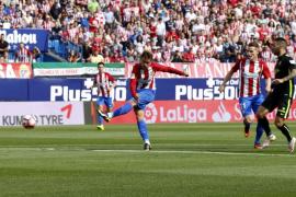Griezmann y Gameiro desatan el espíritu goleador del Atlético