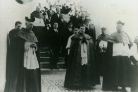 Un obispo fusilado durante la Guerra Civil
