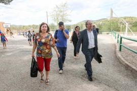 El advenimiento del conseller de Educació, Martí March