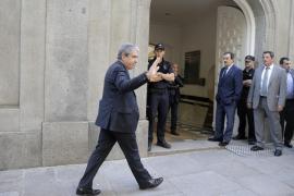 Francesc Homs niega haber desobedecido al Tribunal Constitucional