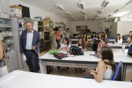Comienza el curso de FP en Balears con 12.000 alumnos