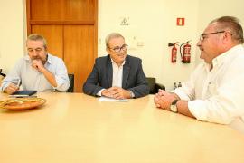 El Consell y Sant Joan acuerdan implantar medidas contra el colapso en Benirràs