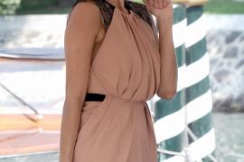 Eva Mendes, protagonista de una sensual campaña para Calvin Klein