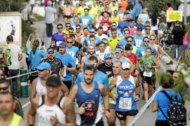 Sant Mateu respira 'running'