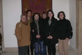 El obispo Jesús Murgui celebró su onomástica