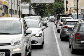 Los cambios de sentido de las avenidas de Vila se limitan este año a una parte de Ignasi Wallis