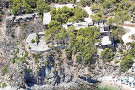PP y Podem se unen para que se tumbe la ruina de Cala d'en Serra con fondos de la ecotasa