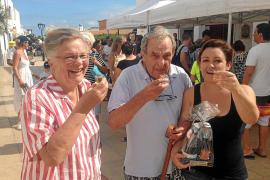Formentera celebra el día del turista con Federico y Gisela