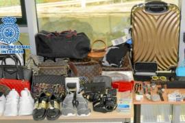 Desarticulado un grupo criminal «muy activo» que robaba por toda la isla