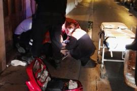 Reducen en Sant Antoni a un hombre muy violento por los efectos de las drogas