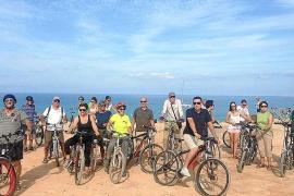 Formentera presenta las rutas verdes para conocer «sin prisas» los puntos turísticos y el interior de la isla