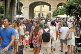 Balears tiene 1.551 plazas turísticas más que en 2005