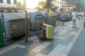 Vila ha impuesto ya este año un centenar de denuncias por incivismo en materia de limpieza