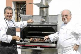 Can Cires acoge un encuentro gastronómico con un Estrella Michelín