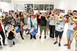 Mónica Arias Calbet, la sonrisa más grande de la música de Ibiza