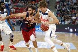 El Barcelona supera al Real Madrid y se jugará la Supercopa con el Herbalife