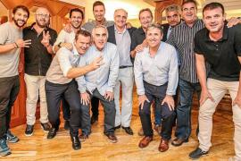 Meléndez ofrece traer una selección española a Ibiza antes de que acabe el año
