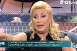 Raquel Mosquera, otra vez ingresada tras su explosiva entrevista