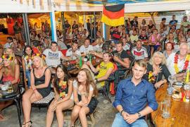 El turismo alemán aumenta hasta agosto un 16,3% y supera los 242.000 viajeros